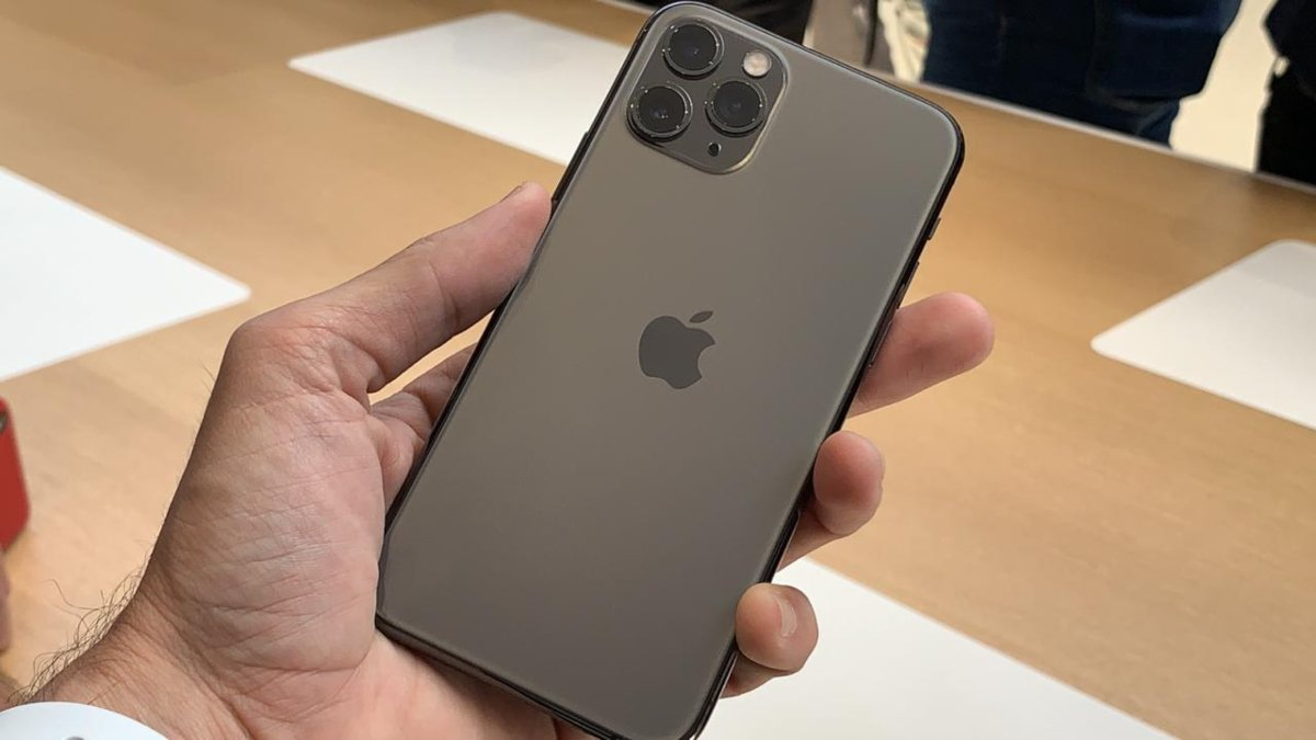 With this first photo, the iPhone 11 Pro Max offers an impressive night mode 1