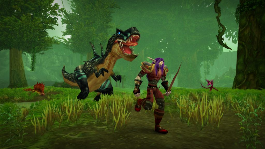 These 7 items are no longer in the game, but will come back with WoW: Classic