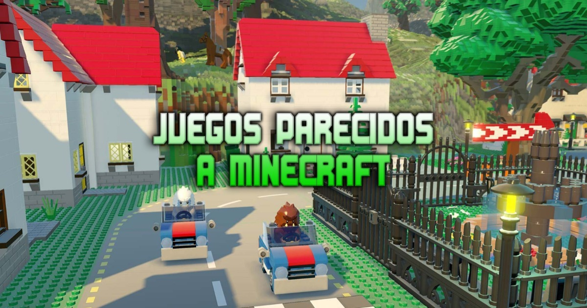 8 Minecraft-like games to build, destroy and survive!