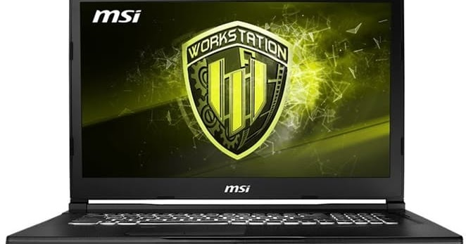 [Análisis] MSI WE63 8SI-240XES, a perfect workstation for demanding users on sale