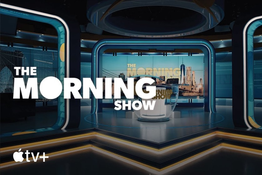 Apple publishes a 'teaser' of 'The Morning Show', a series that we will see in Apple TV + this fall
