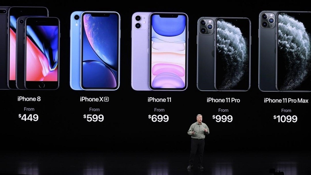 Apple hid an easter egg in his presentation of the iPhone 11