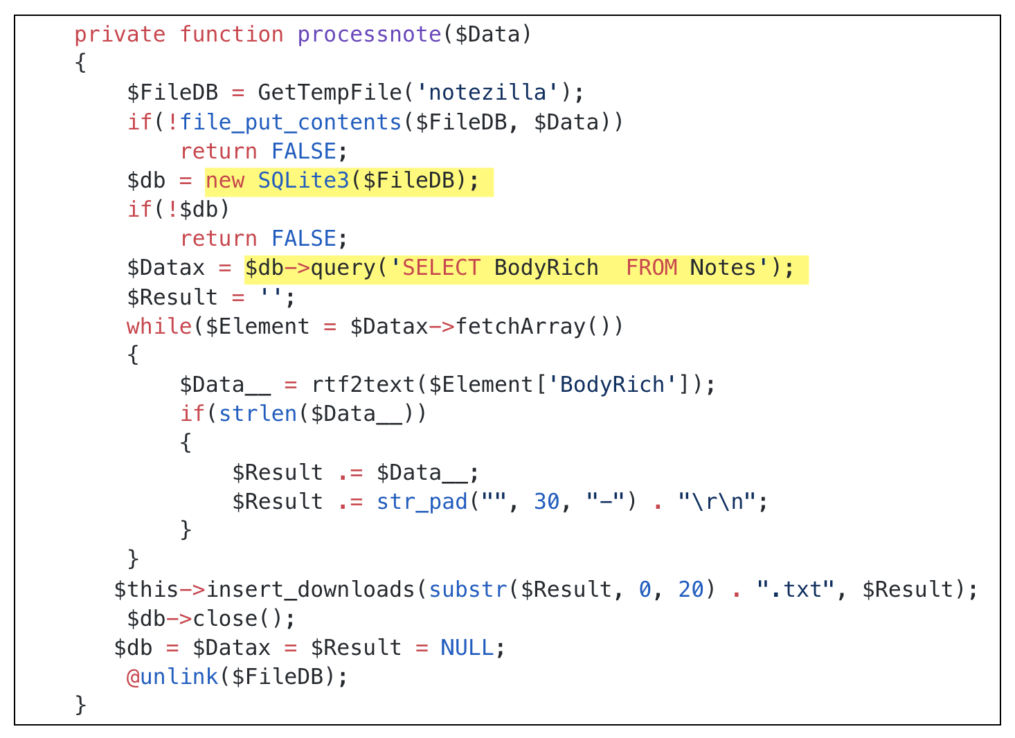 Check Point Research discovers vulnerabilities in SQLite that allow hacking an iPhone