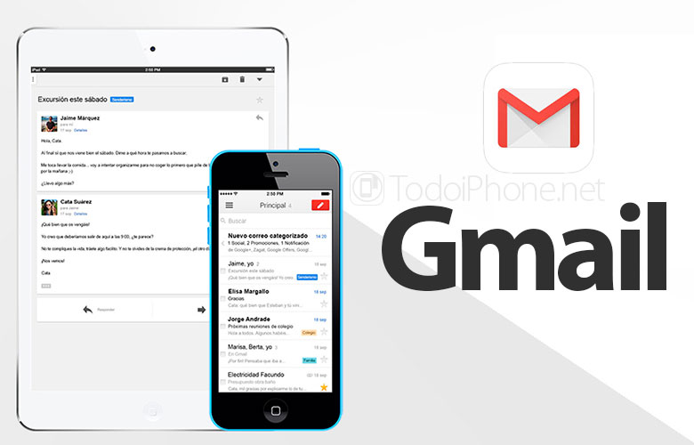 The Gmail app now supports quick actions from notifications 1