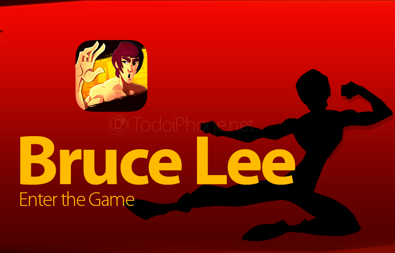 Bruce Lee: Enter the Game, a martial arts game for iPhone and iPad 1