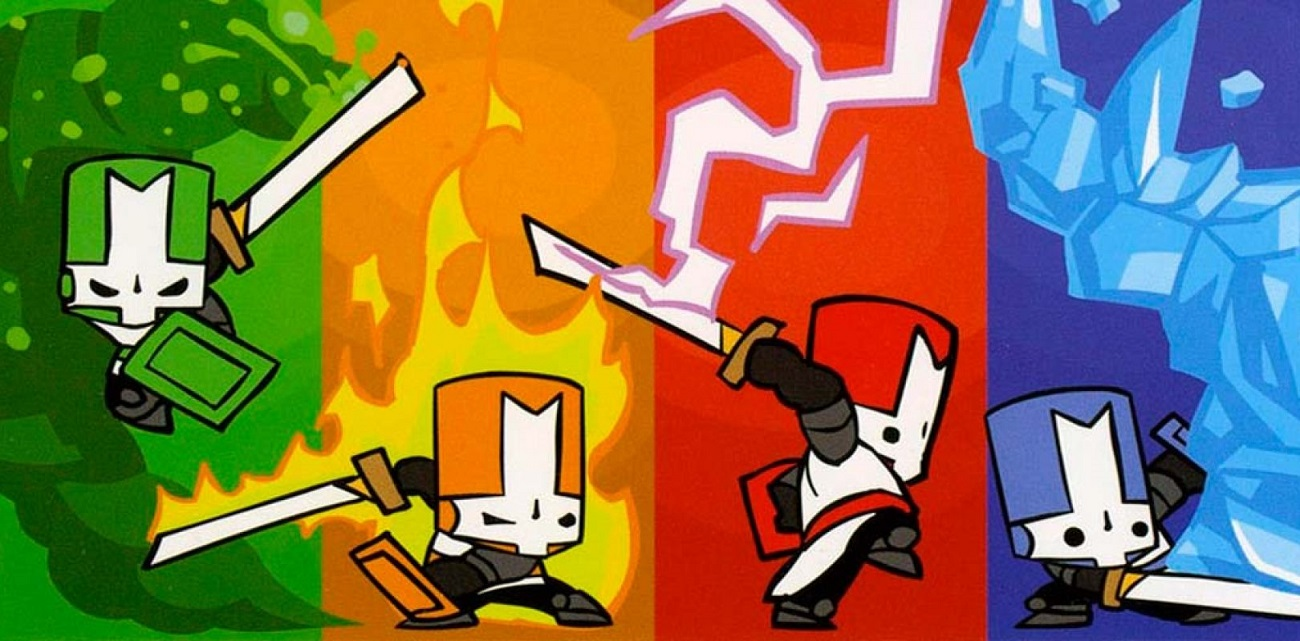 Castle Crashers Remastered already has a release date on PlayStation 4