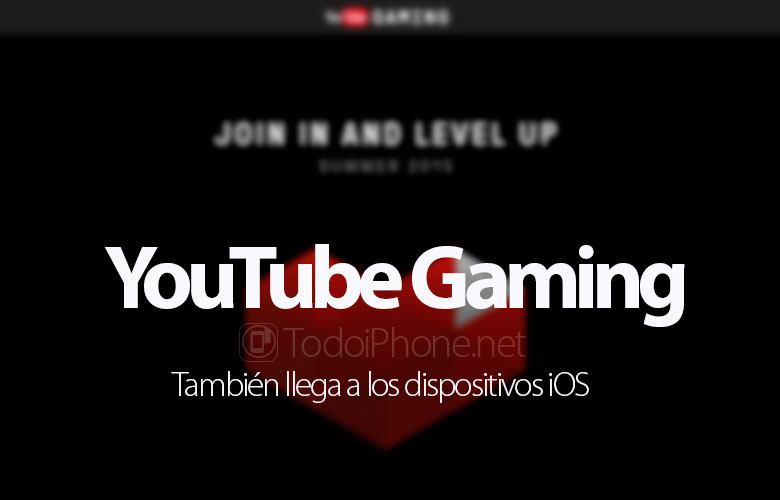 YouTube Gaming also reaches iOS devices 1
