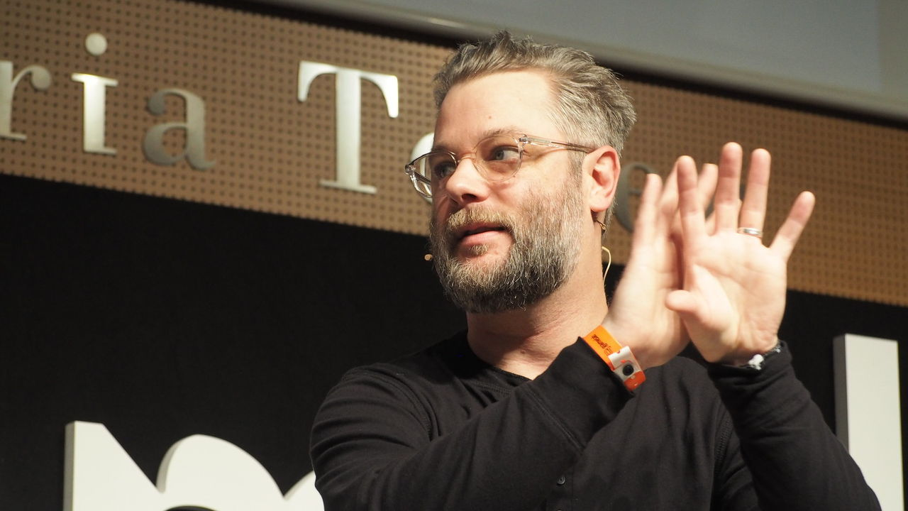 Cory Barlog is fascinated with Nintendo Switch Lite