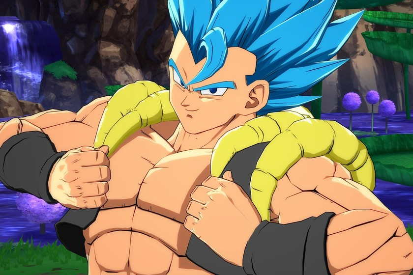 Dragon Ball FighterZ: Gogeta appears in a new set of images and, judging by its techniques, it will be very broken