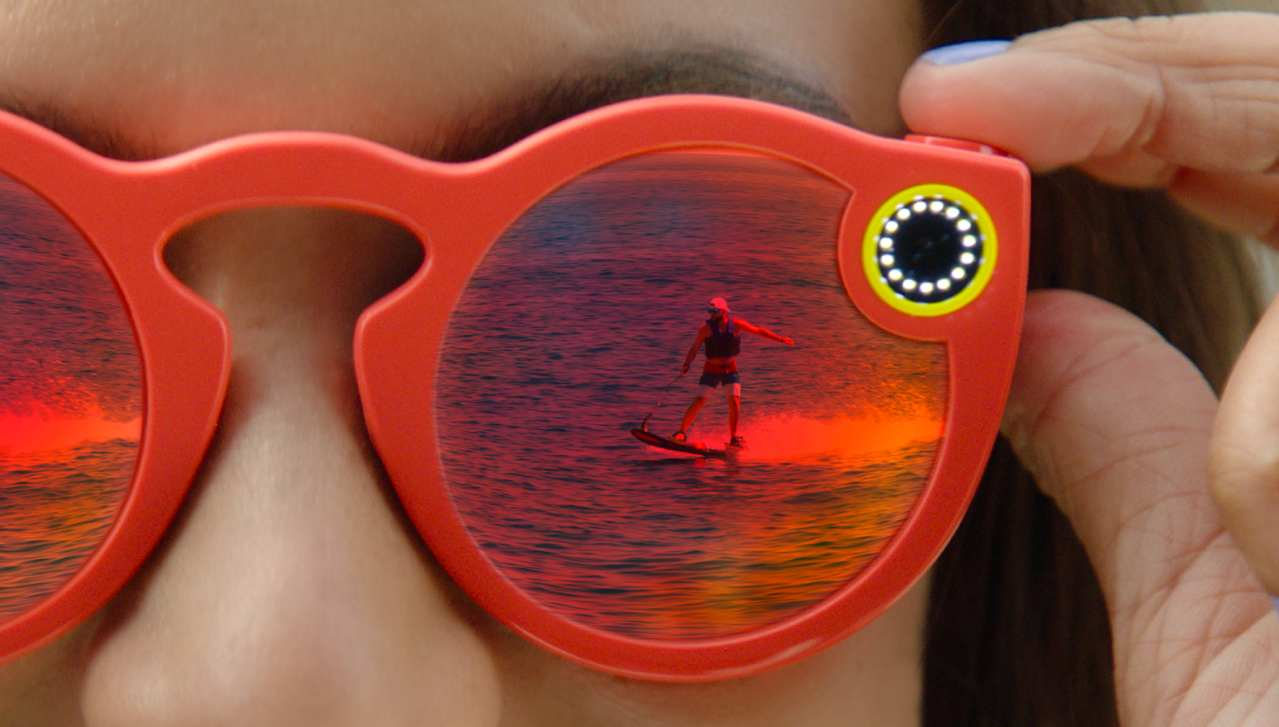Facebook join forces with Ray-Ban to create augmented reality glasses