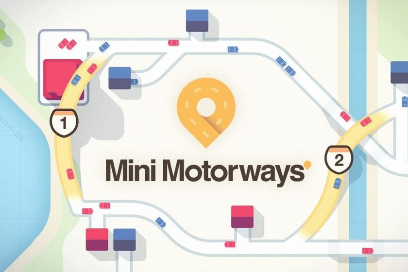 Analysis of Mini Motorways: the spiritual sequel to Mini Metro is one of the most addictive games of Apple Arcadian