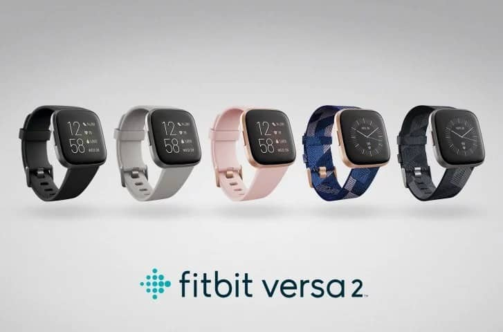 Fitbit Versa 2 arrives with OLED, Alexa and Spotify screens for 199 Euros