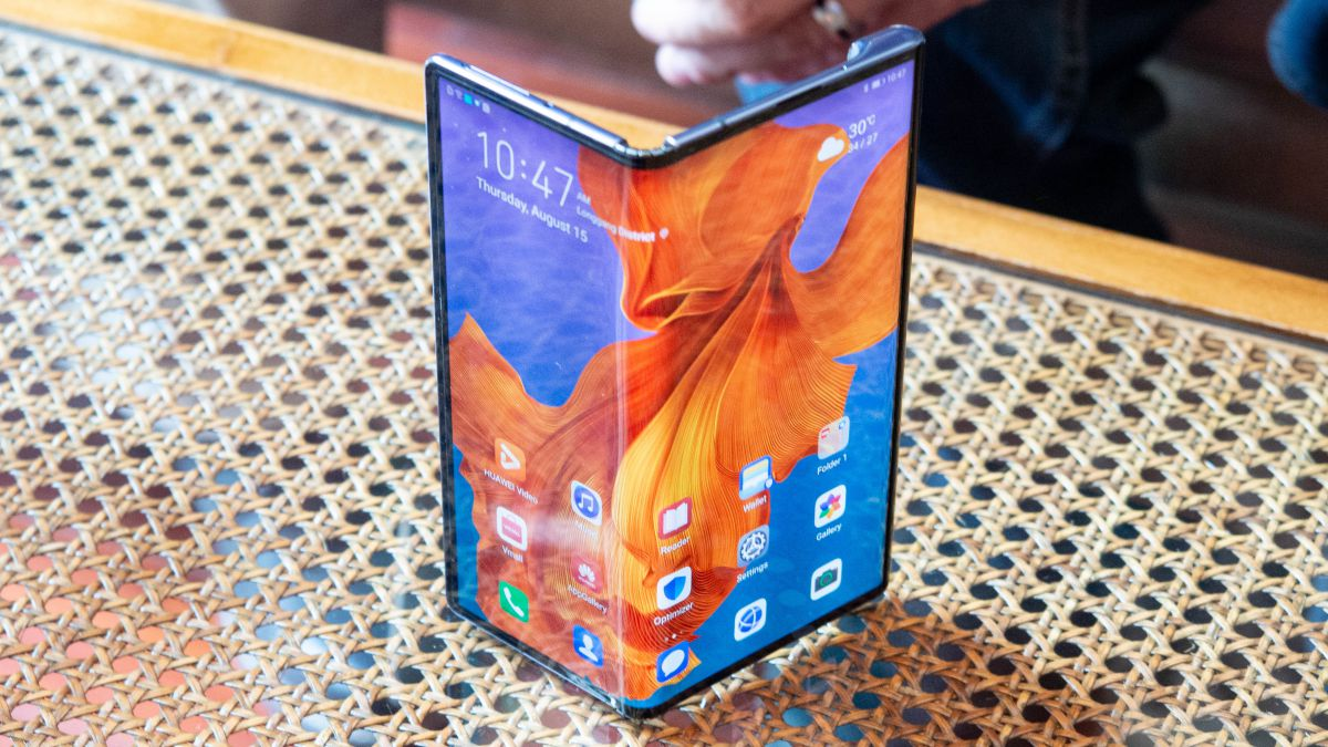 Exclusive: the foldable Huawei Mate X will have the new Kirin 990 chipset 1