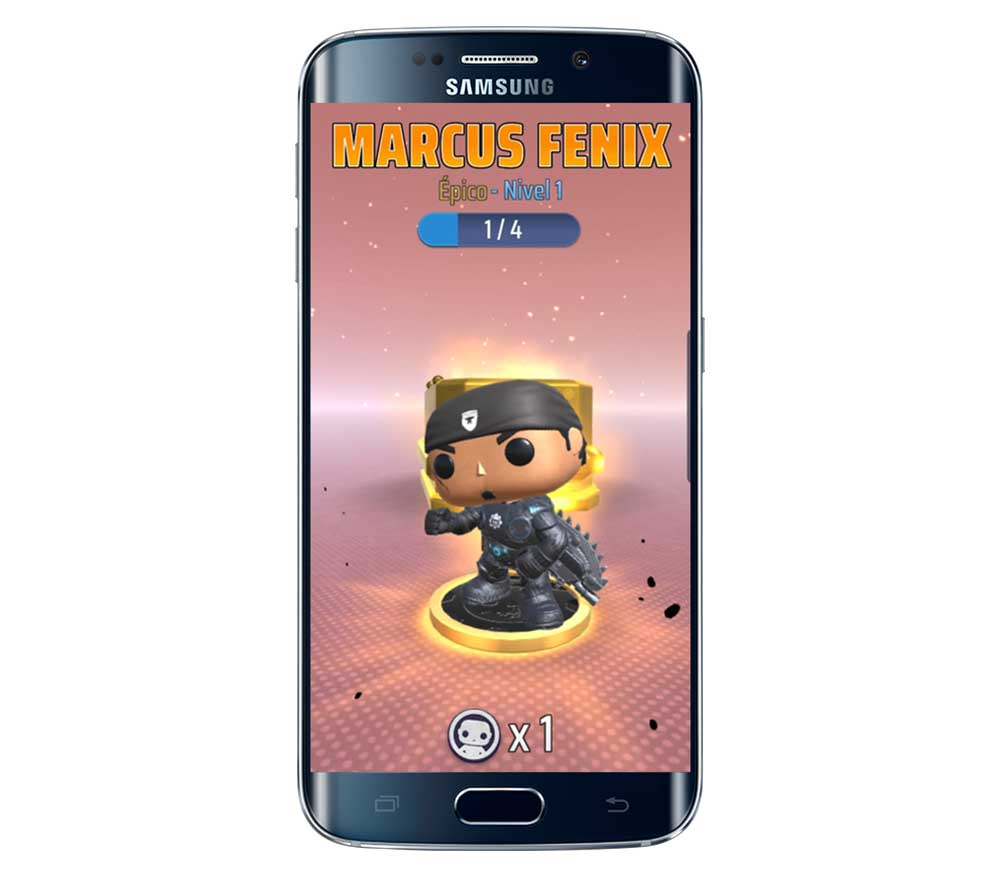 Gears Pop !, the Gears of War and Funko Pop mobile game