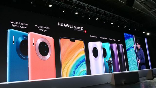 Huawei Mate 30 Introduced! Here Features and Price
