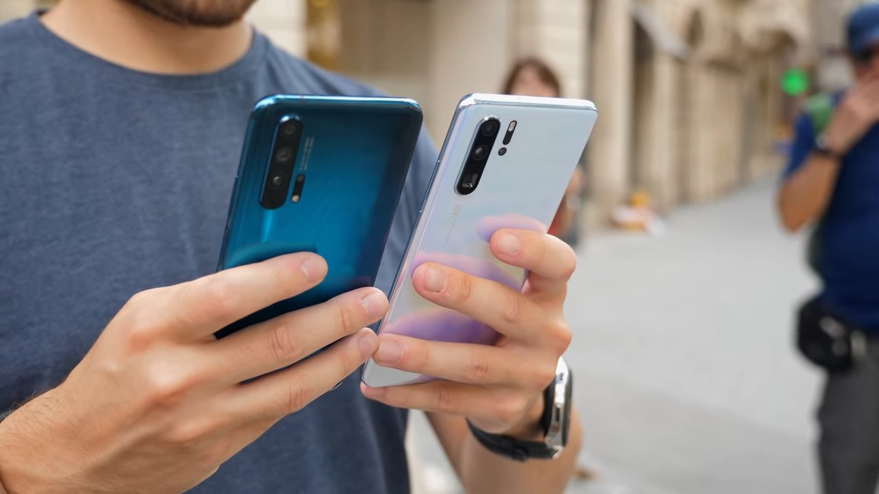 Huawei P30 Pro vs Honor 20 Pro, what mobile to buy?