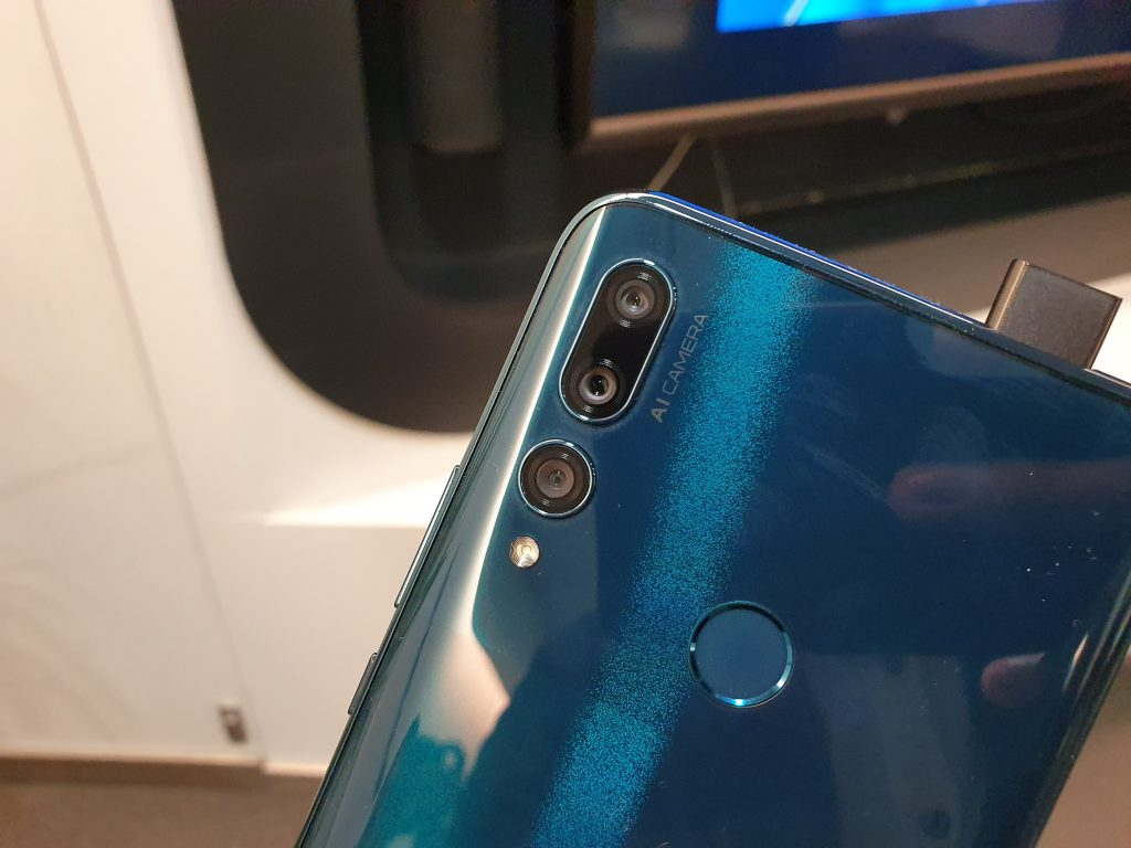 Huawei presents the Y9 Prime 2019 in Chile 1
