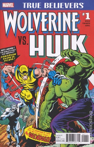 Hulk vs Wolverine: Marvel can tailor the story to the MCU