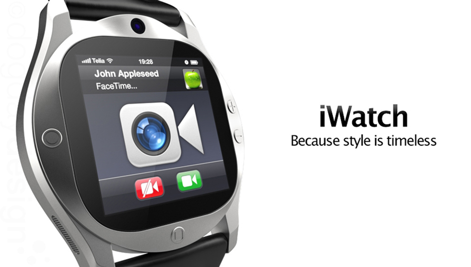 The iWatch could arrive in October and with wireless charging 1