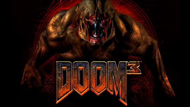 Comparison of updated DOOM performance on a different console, DOOM 3 in 4K ... 1