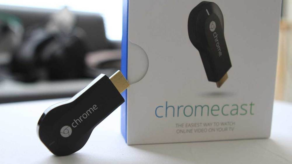 The first generation Chromecast loses official support from Google