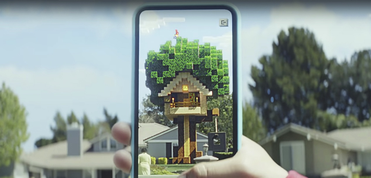 Play Minecraft Earth on Android right now without waiting for your arrival in Spain