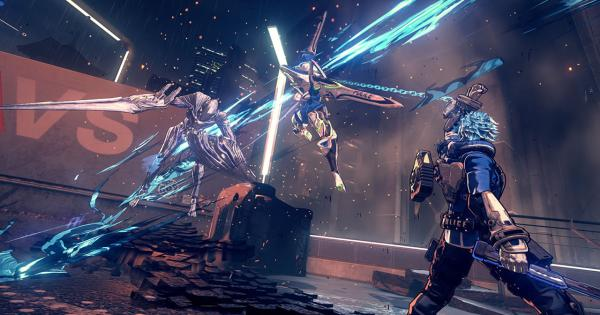 Enjoy half an hour with the impressive AstralL Chain gameplay