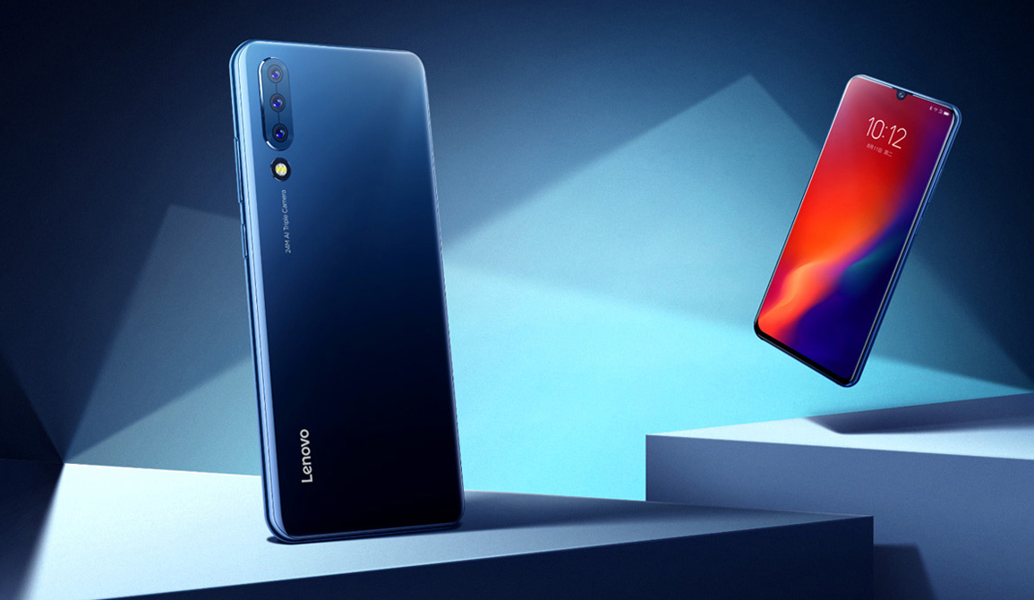 Lenovo Z6 arrives with triple rear camera and battery for more than one day 1