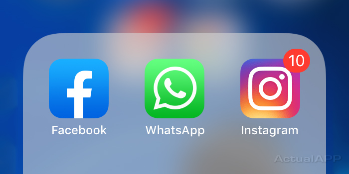 WhatsApp name e Instagram it will not change as such, but they will have a last name
