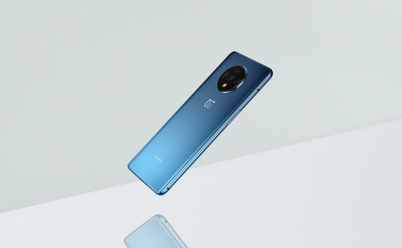 OnePlus: Official pictures of the OnePlus 7T and more camera specs