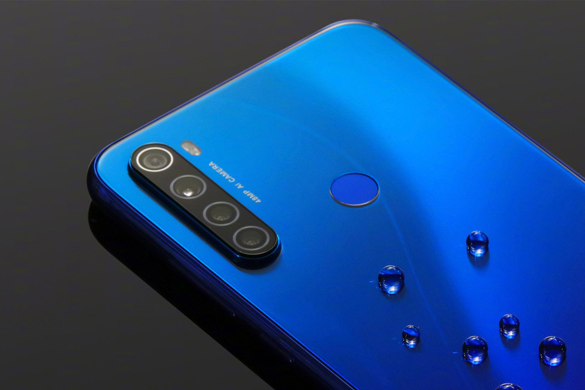 The Redmi Note Xiaomi Pro 8 arrives in Spain: official price and availability