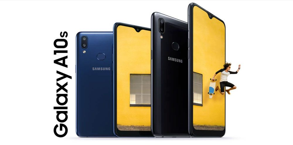 Samsung Galaxy A10s, features and price