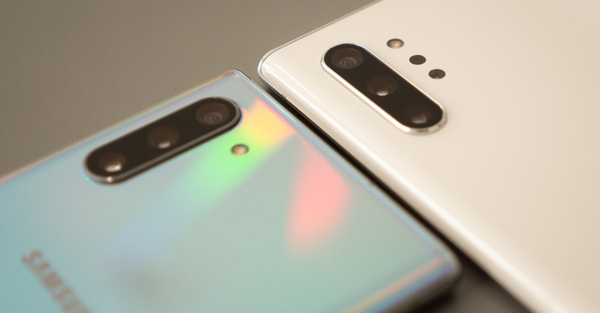 Samsung Galaxy Note  10 Plus pushes frontrunners off the throne