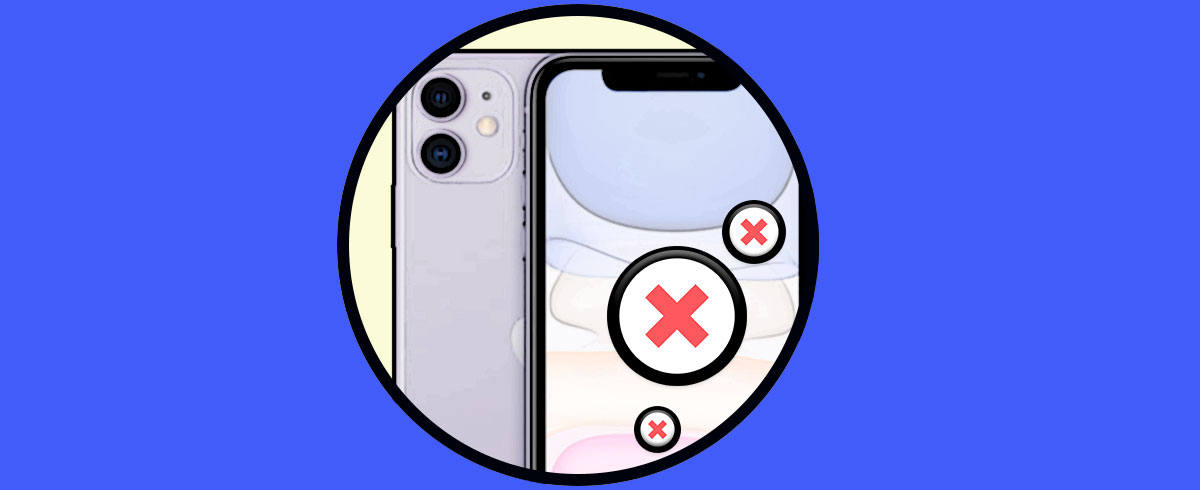 How to delete iPhone 11, iPhone 11 Pro and iPhone 11 Pro Max applications