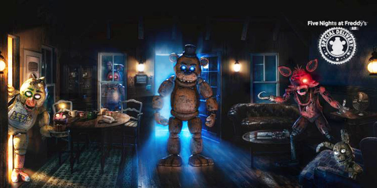 Five Nights at Freddys AR Android iOS