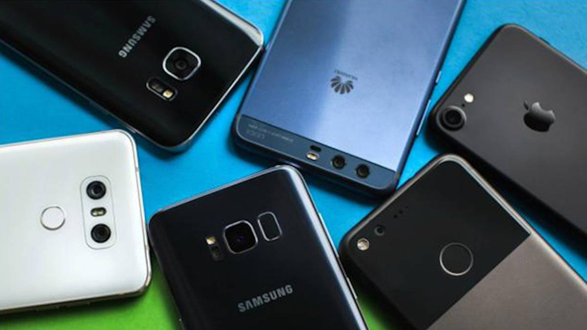 Introducing four blues to buy free phones