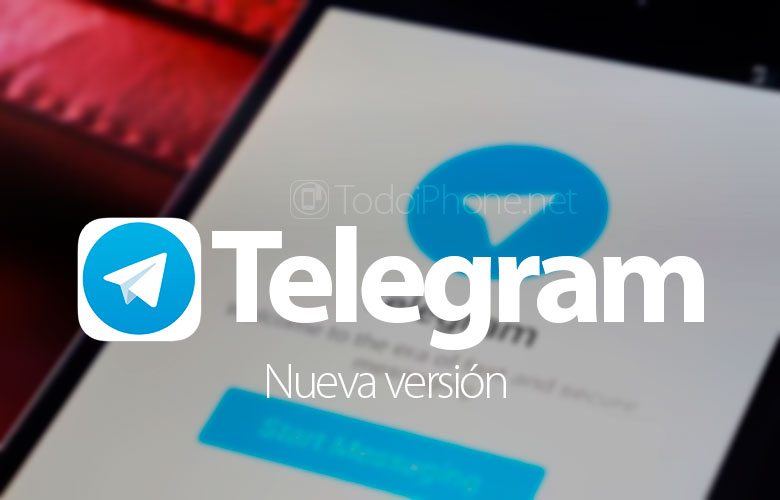 Telegram for iOS adds more news in video editing and stickers