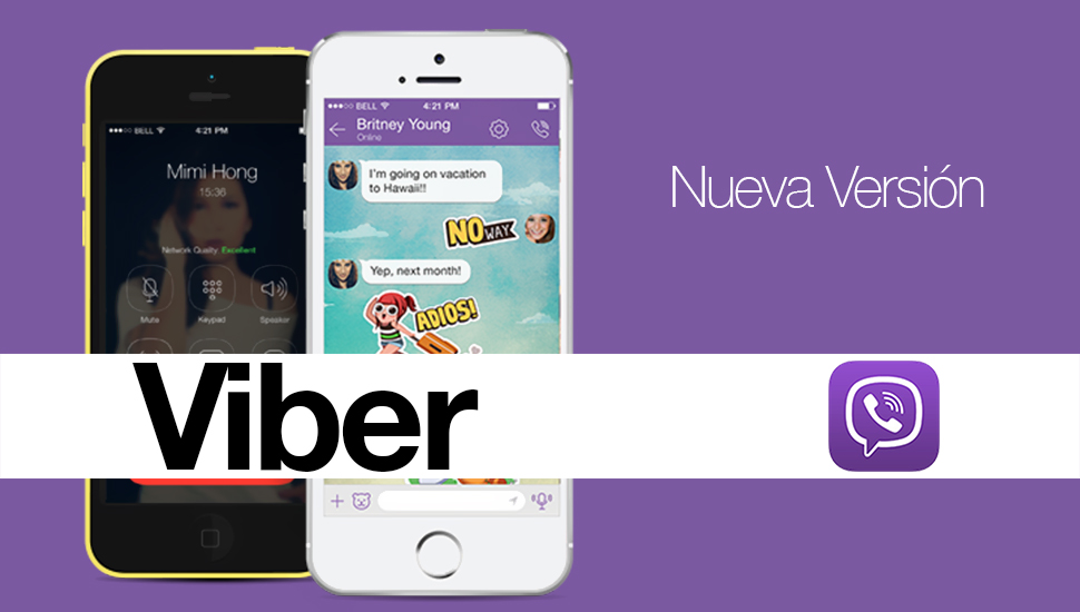 Viber for iPhone now has support for Public Chats 1