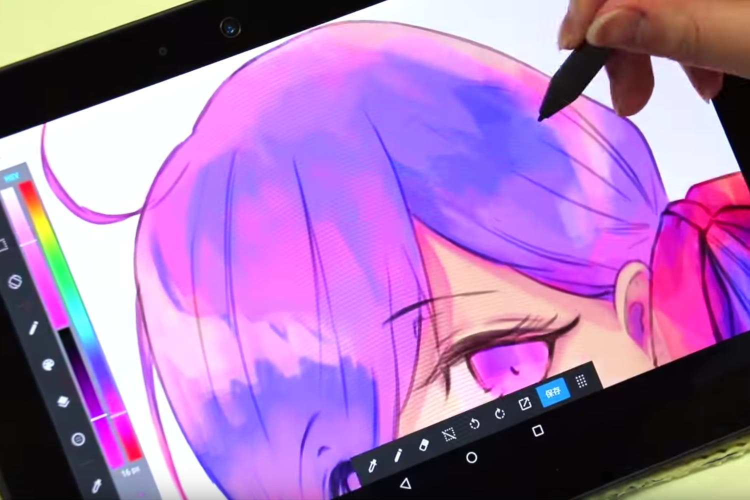 An all-in-one app to draw comic and manga 1