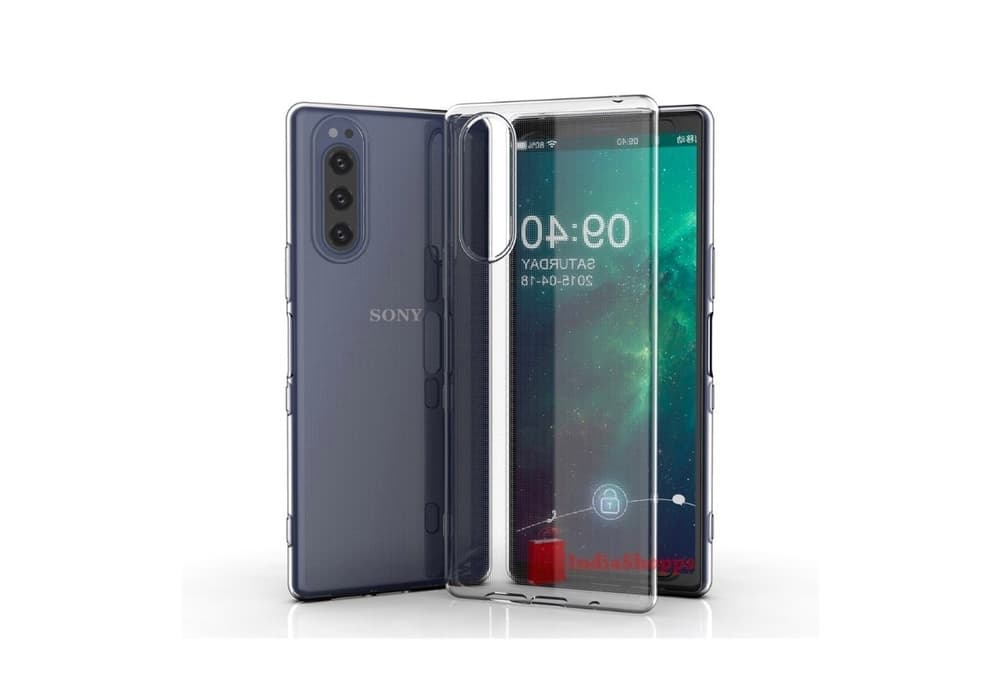 Filtered the design of the Sony Xperia 2 thanks to some covers