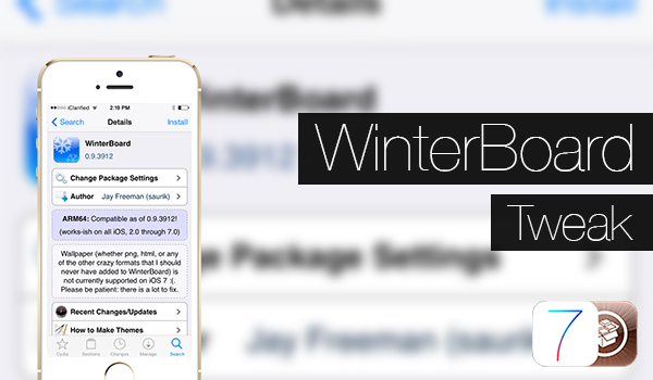 WinterBoard Now Available in Cydia with 64-bit Chip Support 1