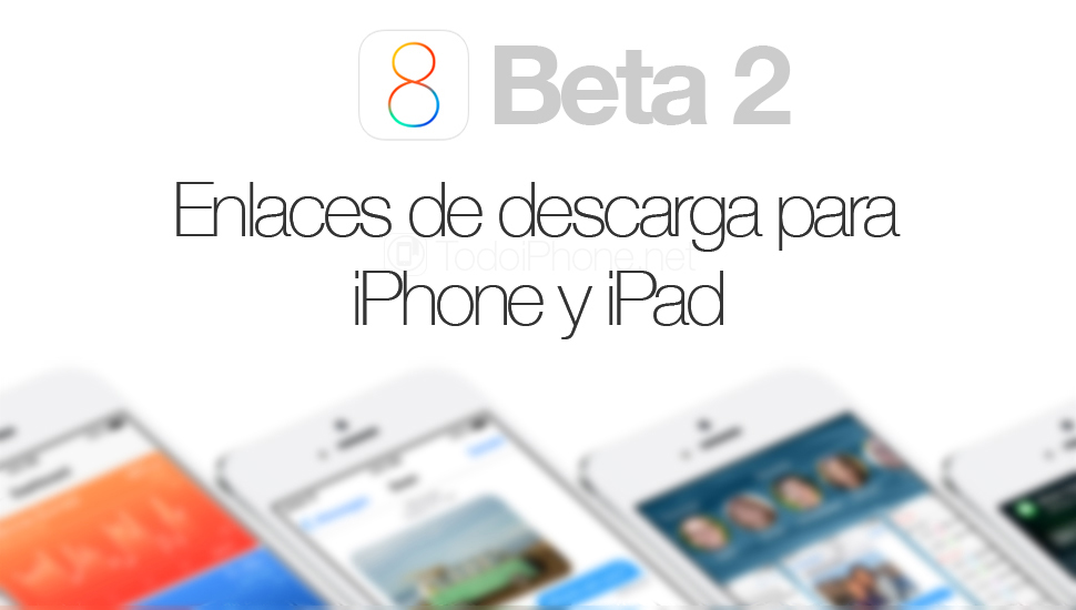 Links to download and install iOS 8 Beta 2 on iPhone and iPad 1