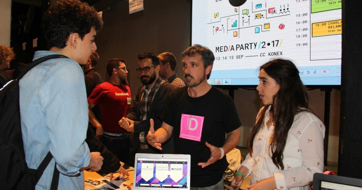 Media Party 2019: data, free software and open knowledge in the Konex - 08/28/2019