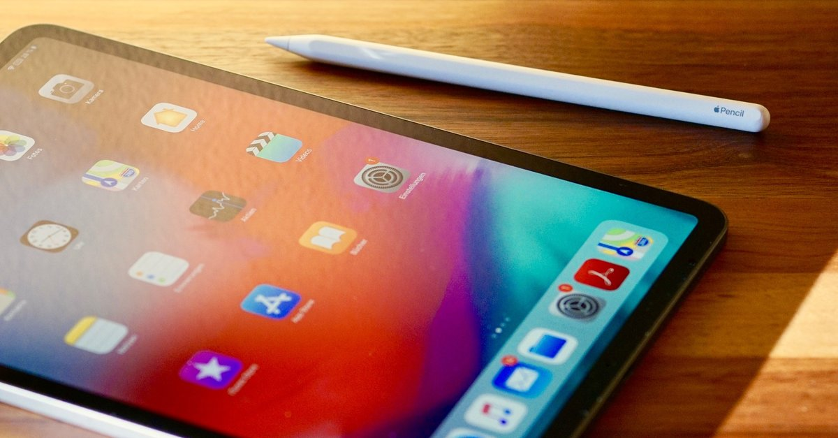 iPad Pro 2019: Design Prototype of the AppleTablets popped up